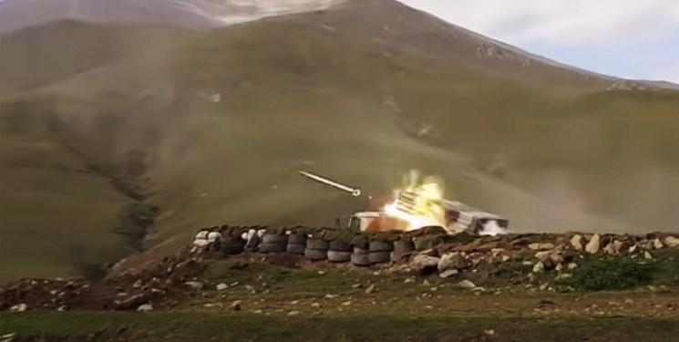 باکو: ارمنستان شهر «جبرئیل» را مورد حمله قرار داد