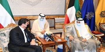 دیدار نیچروان بارزانی با امیر کویت
