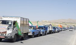اولین رزمایش جهادی جهادگران کشور در خوزستان برگزار شد