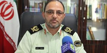 جریمه 1530 خودرو به علت عدم رعایت محدودیتهای تردد کرونایی در کرمان