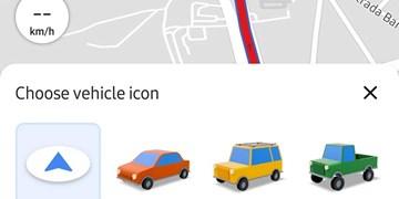 به روزرسانی برنامه نقشه گوگل برای اندروید