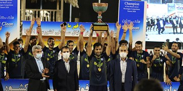 قهرمانی ساحلی بازان پارس جنوبی بوشهر