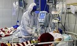 بستری شدن ۵۵ بیمار جدید در اردبیل