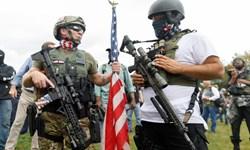 رشد گروه ها و ایدئولوژی های ناسیونالیست سفیدپوست در ارتش آمریکا