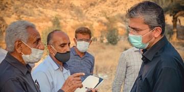 اعتبارات ملی برای رفع مشکلات روستاهای منطقه گیسکان دشتستان جذب شود