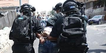 بازداشت ۳۴۱ فلسطینی طی ماه سپتامبر
