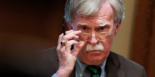 بولتون: بعید است که کره شمالی خلع سلاح هستهای شود