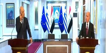 امضای چندین یادداشت تفاهم  میان یونان و عراق، حاصل سفر «دندیاس» به بغداد