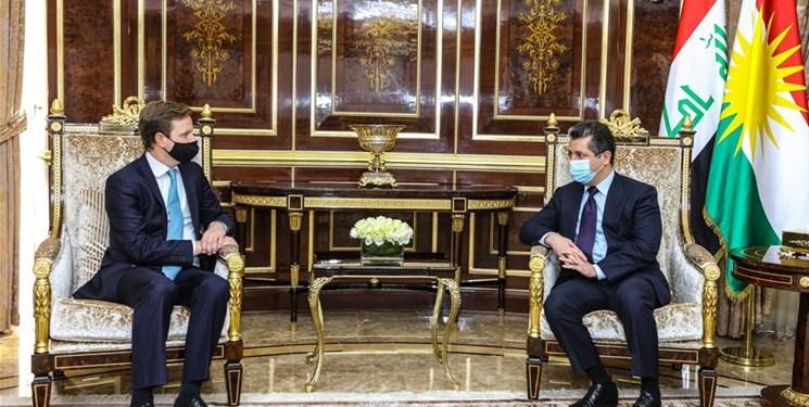 حمایت سفیر انگلیس در بغداد از توافق «سنجار»