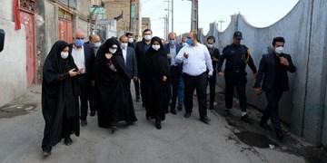 گزارش تصویری| سفر اعضای فراکسیون محرومیتزدایی مجلس به مشهد