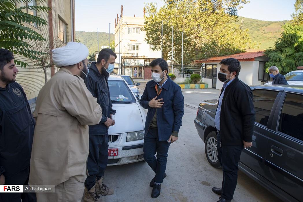 دکتر سید محسن دهنوی نماینده منتخب مردم تهران در مجلس شورای اسلامی و عضو هیئت رئیسه  مجلس