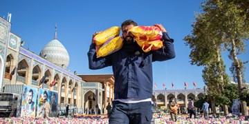 مرحلهی سوم رزمایش کمک مومنانه دراستان فارس