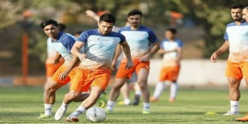 دیدار مدیرعامل باشگاه سایپا با اعضای تیم/اردوی یک روزه نارنجی پوشان