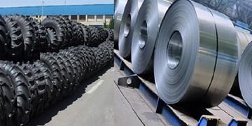 کشف756 حلقه لاستیک خودروهای سنگین به ارزش 30میلیارد ریال در مرند