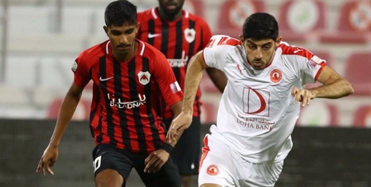 تلاش کادرپزشکی العربی برای رساندن ترابی به نیمه نهایی جام امیر قطر