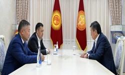 رایزنی رئیس جمهور قرقیزستان با «جباراف»؛ ادامه گفتوگوها امروز