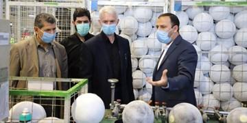 تولید «توپ بوچیا» با استانداردهای جهانی در اردبیل