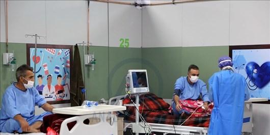 بستری 429 بیمار کرونایی در بیمارستانهای کرمان