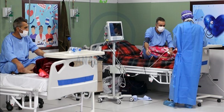747 بیمار مشکوک به کرونا در بیمارستانهای قم بستری هستند