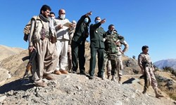 سردار حسینی: تأمین و حفظ امنیت کردستان خط قرمز سپاه است