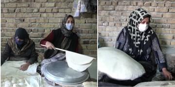 قرص نانی که بارگاه رضا(ع) را ضرب میکند/ نذری برای پایان دلتنگیها