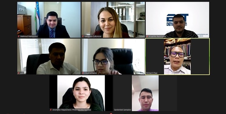 مقامات ارشد ازبکستان و مالزی دیدار کردند