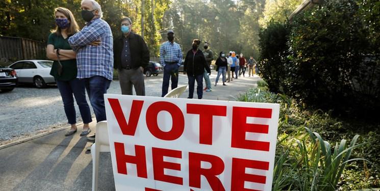 نظرسنجی   اکثر آمریکاییها به دموکراسی کشورشان بیاعتمادند