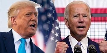 شکست ترامپ مقابل بایدن در تعداد تماشاگر دوئل تلویزیونی