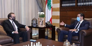 لبنان| دیدار مقام آمریکایی با سعد الحریری/ حمایت سازمان ملل از تظاهرات مسالمتآمیز