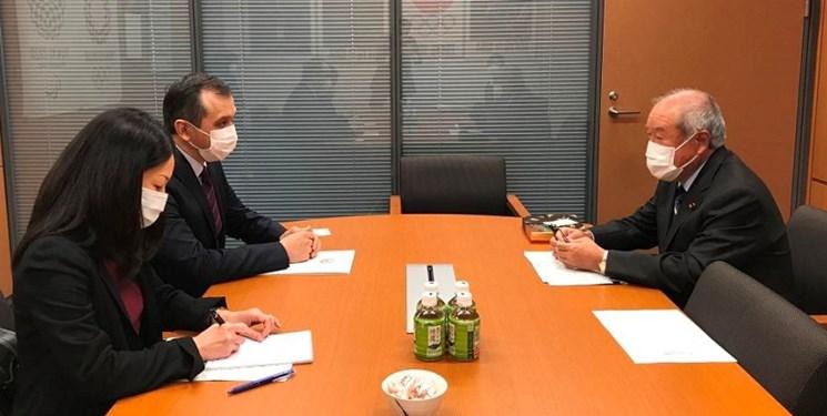 گسترش همکاری های بین پارلمانی محور گفتوگوی مقامات ازبکستان و ژاپن