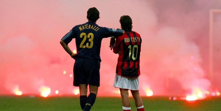 مقایسه جالب بهترین بازیکنان تاریخ اینتر و میلان+عکس