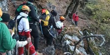 نجات ۱۸ کوهنورد گمشده در ارتفاعات محمدآبادکتول