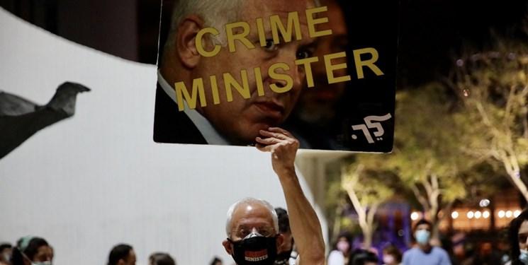 نظرسنجی| بیش از نیمی از ساکنان فلسطین اشغالی خواستار کنارهگیری نتانیاهو