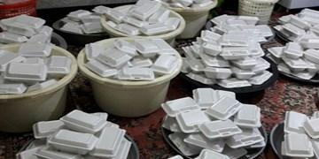 کمک مؤمنانه/ توزیع بیش از ۲ هزار پرس غذای گرم در شاهرود