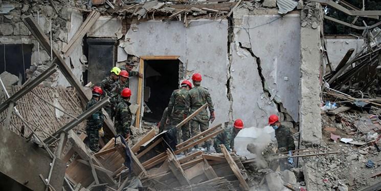 ترکیه: ارمنستان با حمله به شهرهای جمهوری آذربایجان مرتکب جنایت جنگی میشود