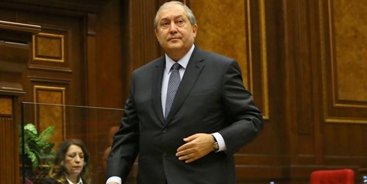 انتقاد شدید رئیسجمهور ارمنستان از رژیم صهیونیستی
