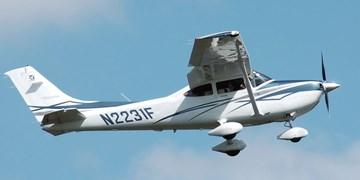 سقوط یک فروند هواپیما در لوئیزیانای آمریکا ۲ کشته بر جا گذاشت