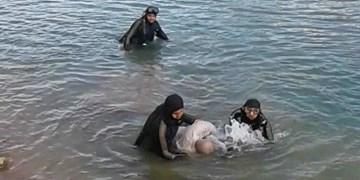 کشف جسد غواص غرق شده در نزدیکی سکوی نفتی فروزان
