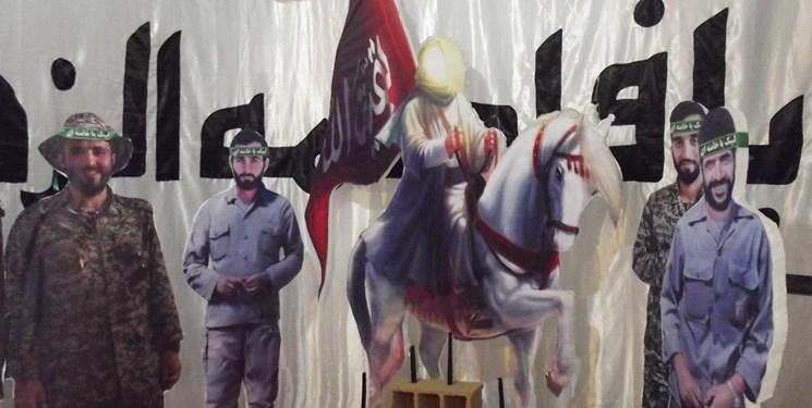 اختتامیه نمایشگاه از کربلای حسینی تا کربلای ایران در خلخال