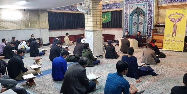 راهیابی مسعود خیری به دور دوم جشنواره تلاوتهای مجلسی+عکس