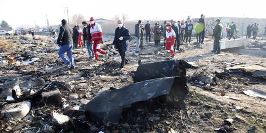 خطیبزاده اظهارات مقام اوکراینی درباره عمدی بودن سانحه هواپیما را قویا رد کرد