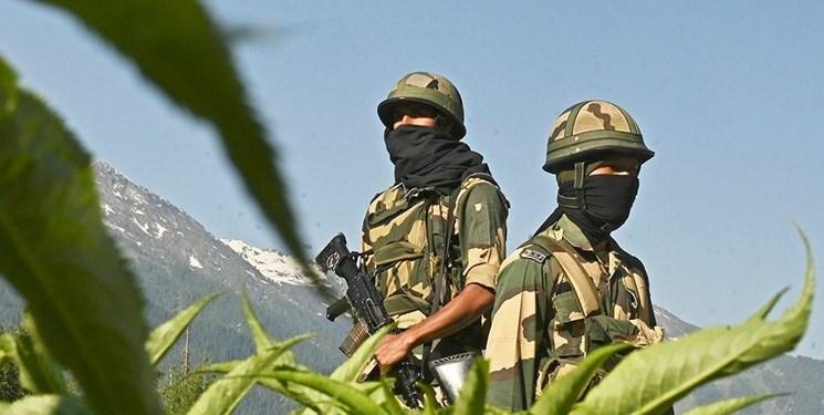 واکنش هند به آماده باش ارتش چین