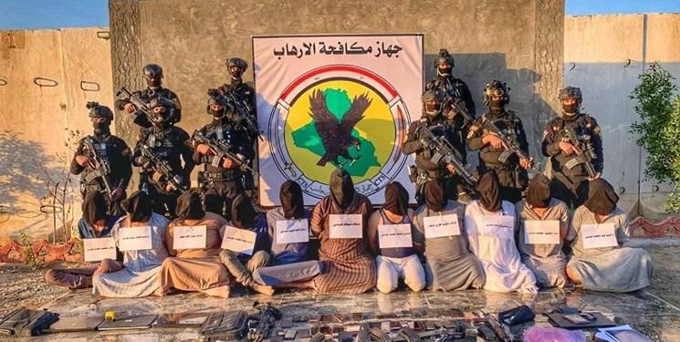 عراق  انهدام دو باند تبهکار داعش در «صلاحالدین» و «نینوی»