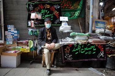 اجباری شدن ماسک در اماکن سرپوشیده  از جمله بازار تبریز بزرگترین بازار سرپوشیده جهان