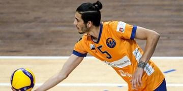 لیگ والیبال اسلوونی  توخته و همتیمهایش فینالیست شدند