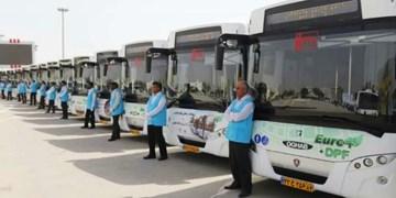 ۱۵ دستگاه اتوبوس جدید وارد ناوگان عمومی کرج میشود