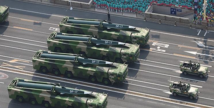 گمانه زنی  درباره استقرار موشکهای پیشرفته «دانگ فنگ-17» چین  نزدیک تایوان