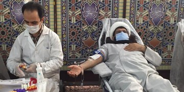 اهدای ۵۴۰۹ واحد خون توسط مردم نوعدوست فارس