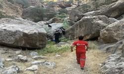 نجات جان پنج گردشگر گرفتار شده در مناطق کوهستانی دزفول