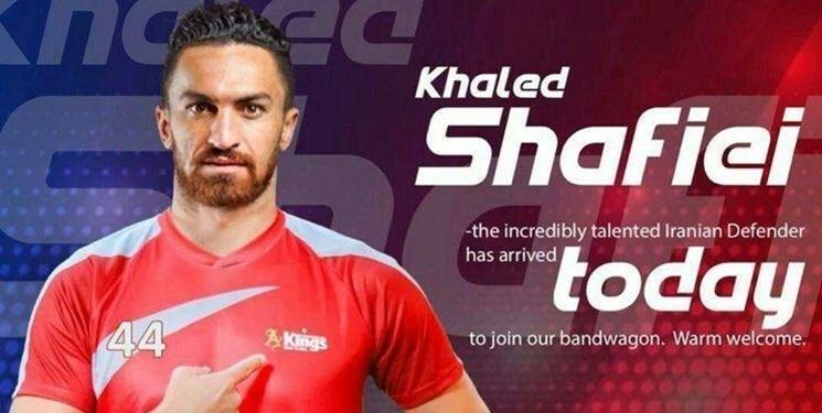 شفیعی: باشوندرا کینگز بهترین تیم بنگلادش است/تلاش میکنم با کسب قهرمانی هواداران را خوشحال کنم